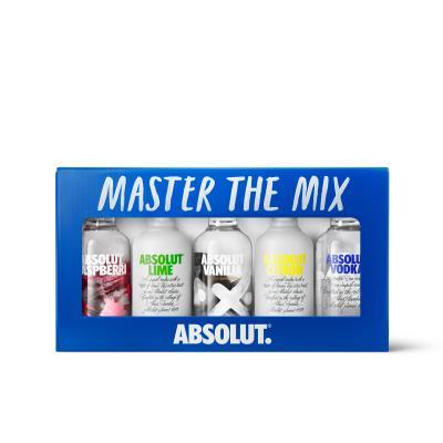 Absolut Vodka 5cl Selection