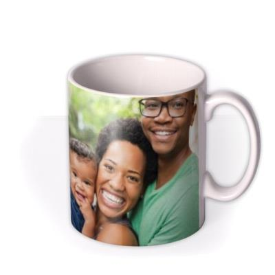 Mum, Ma, Mam, Mother, Mom Personalised Photo Mug