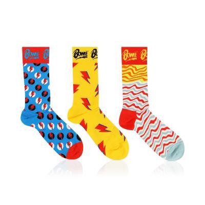 Happy Socks David Bowie 3-Pack Gift Set