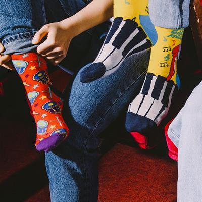 Happy Socks Queen 4-Pack Gift Set