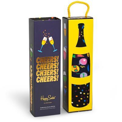 Happy Socks Celebration 3-Pack Gift Set