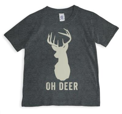 Merry Christmas Oh Deer T-shirt
