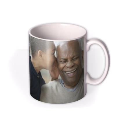 Number One Grandad Happy Father's Day Mug