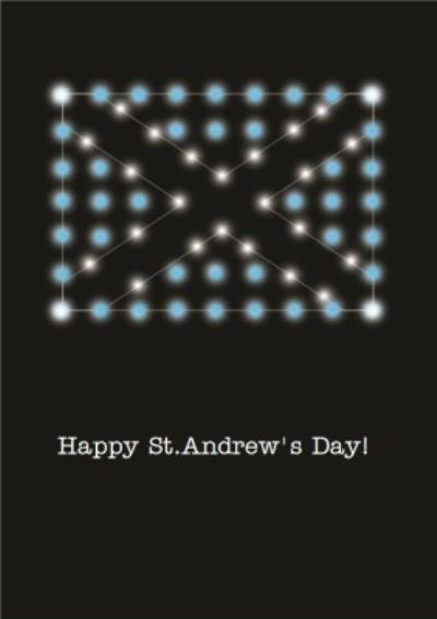 Saint Andrew's Day Card