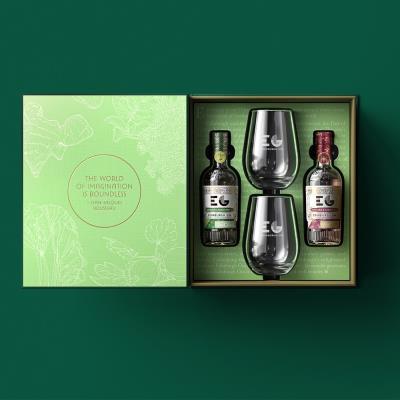 Edinburgh Gin Tantalising Flavour Gift Set