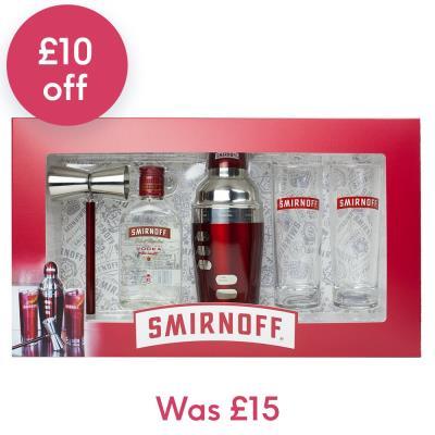 Smirnoff Cocktail Set