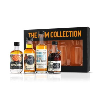 The Rum 5cl Miniatures Collection