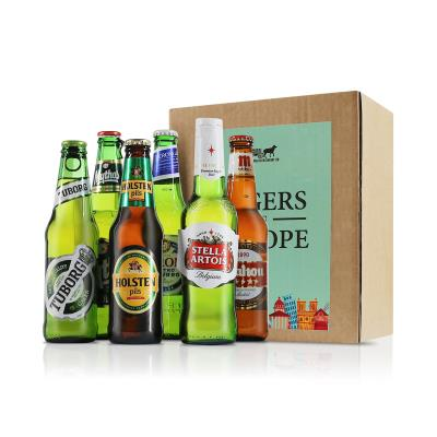 Traditional Beer Company 6 Lagers of Europe