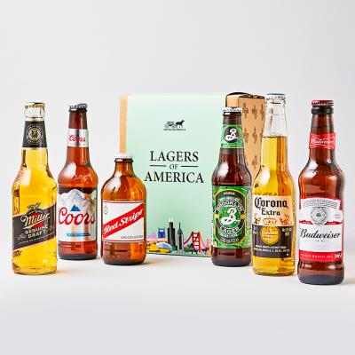 Traditional Beer Company 6 Lagers of America 33cl