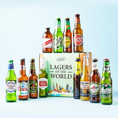 Traditional Beer Company Lagers of the World Gift Set