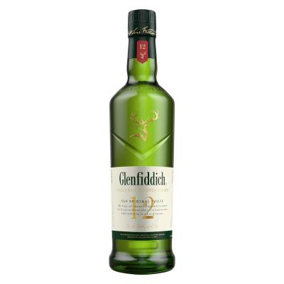 Glenfiddich Single Malt 12yo 70cl