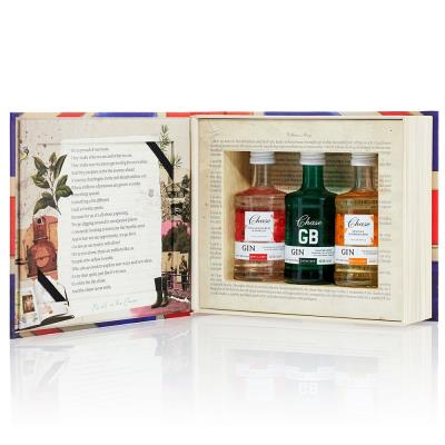 Chase Gin Collection Book 3 X 5cl