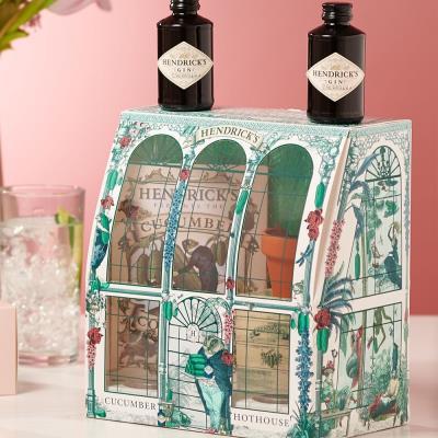 Hendrick's Gin Cucumber Hothouse Gift Set