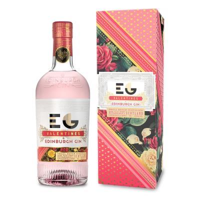 Edinburgh Gin Limited Edition Valentine's Gin 70cl