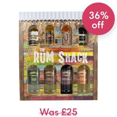 Rum Shack Gift Set