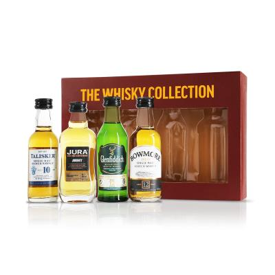 Whisky Collection Gift Set