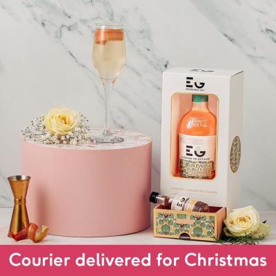 Edinburgh Gin Rhubarb & Ginger Liqueur Gift Set 55cl