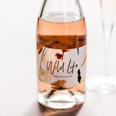 Wild Life Botanicals Ultra-Low Alcohol Blush (0.5%)