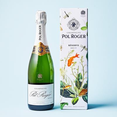 Pol Roger Brut Reserve NV Champagne 75cl