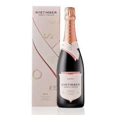 Nyetimber Sparkling English Rosé Wine 750ml