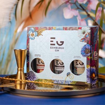 Edinburgh Gin Discovery Gift Set 3x 20cl
