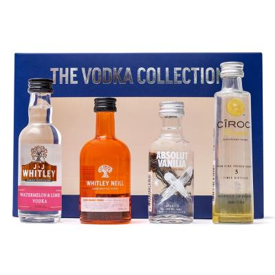 The Ultimate 5cl Vodka Collection