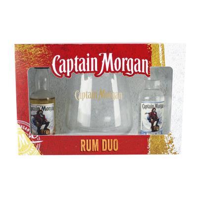 Captain Morgan and Tumbler Gift Set