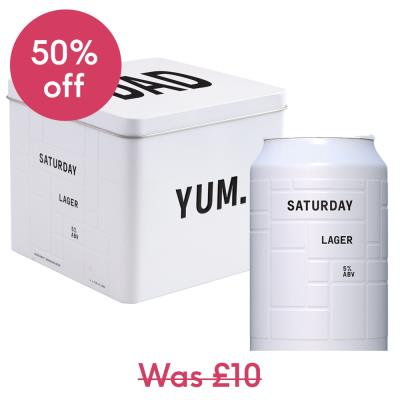 Saturday Lager Gift Set for Dad