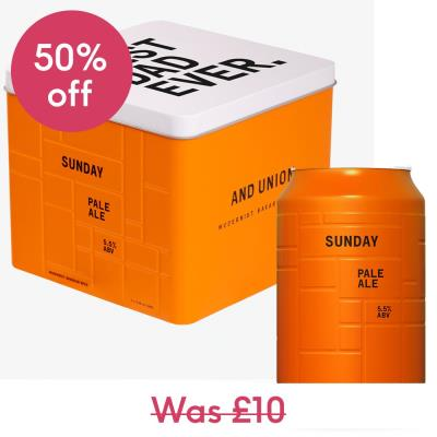 Sunday Pale Ale Gift Set for Dad