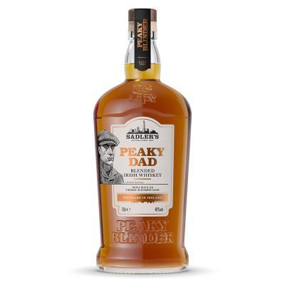 Peaky Blinders 'Peaky Dad' Blended Irish Whiskey