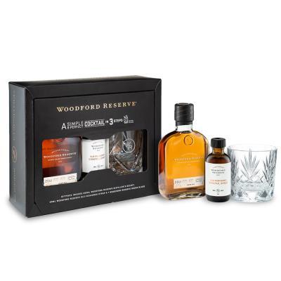 Woodford Reserve Bourbon Cocktail Gift Set