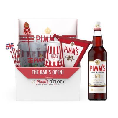 Pimm's Picnic Box