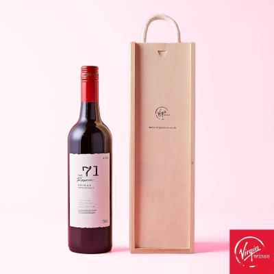 Vat 71 Reserve Shiraz in Wooden Gift Box