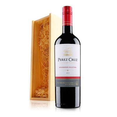 Perez Cruz Winemaker's Selection in Wooden Box