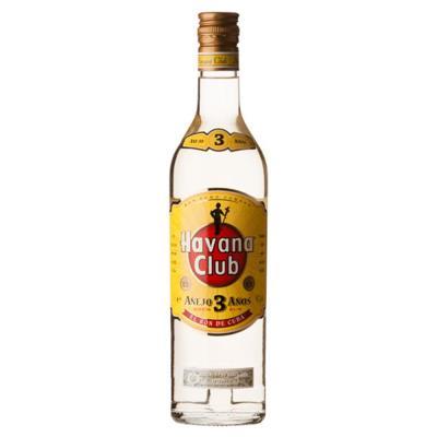 Havana Club 3 Year Old Cuban Rum 70cl