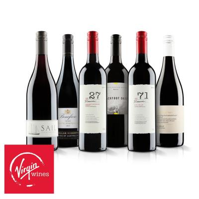 Big Hitting Aussie Reds Gift Set (6 Bottles)