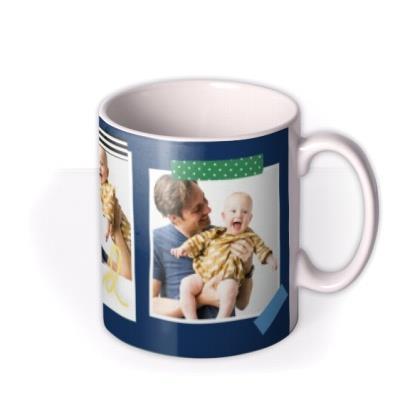 Happy Father's Day Instant photo mug