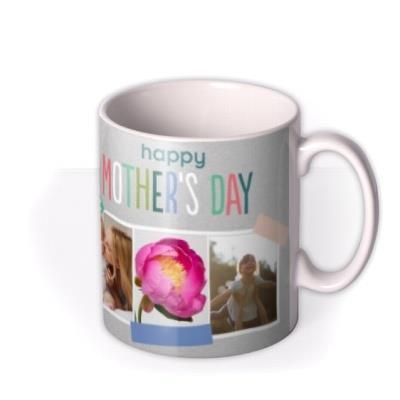 Happy Mother's Day - Multi Photo upload Mug