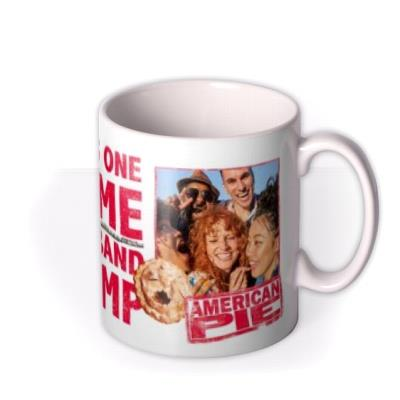American Pie This One Time At Band Camp Photo Upload Mug