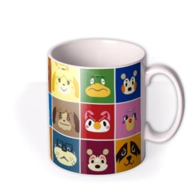 Nintendo Animal Crossing Birthday Mug