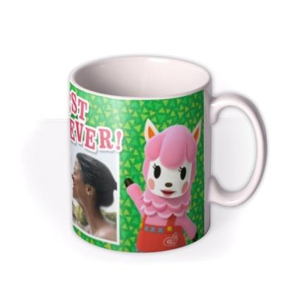 Nintendo Best Mum Ever Photo Upload Birthday Mug