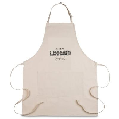 Personalised Legend Apron