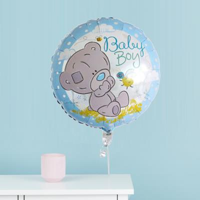 Tiny Tatty Baby Boy Balloon