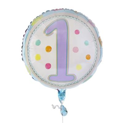 1st Birthday Balloon