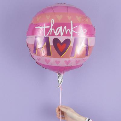 'Thanks Mum' Helium Balloon