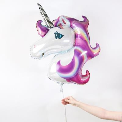 Supersize Unicorn Helium Balloon