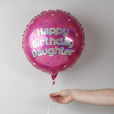 Happy Birthday Daughter Balloon