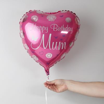 Happy Birthday Mum Balloon