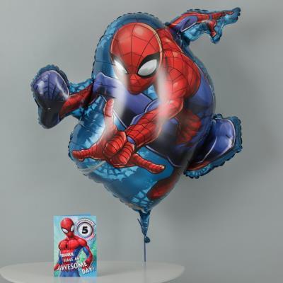 Giant Spiderman Balloon