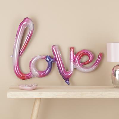 Letterbox Love Balloon